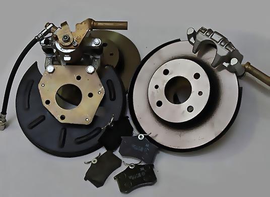 виды тормозных дисков на ВАЗ 2109