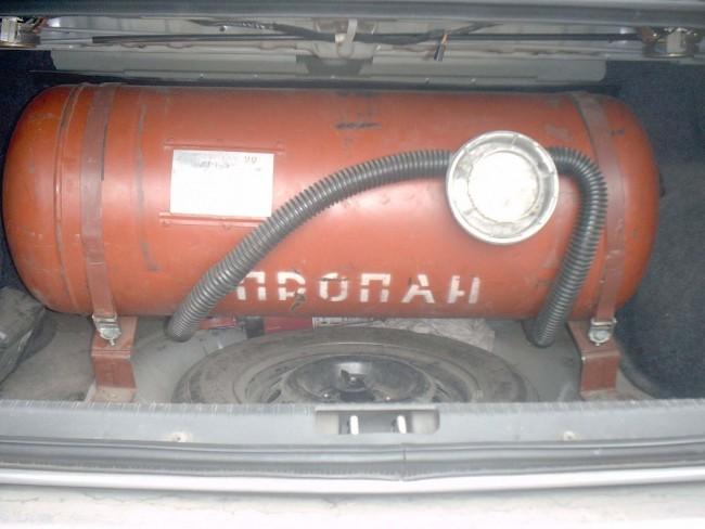 Установить газовое оборудование на ваз 2109