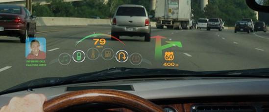 В будущем автомобили Lada получат «умные» стекла