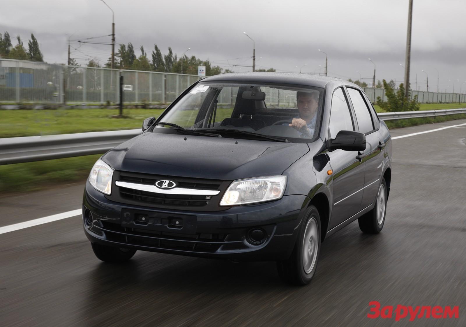 АвтоВАЗ улучшил тормоза на Kalinе и Grantе