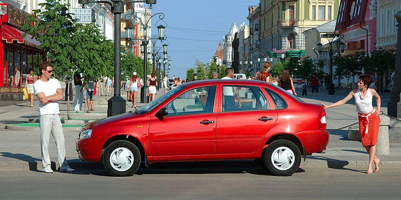 В Казахстане растут продажи автомобилей LADA