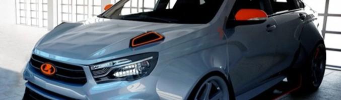 Lada Vesta RS Vision
