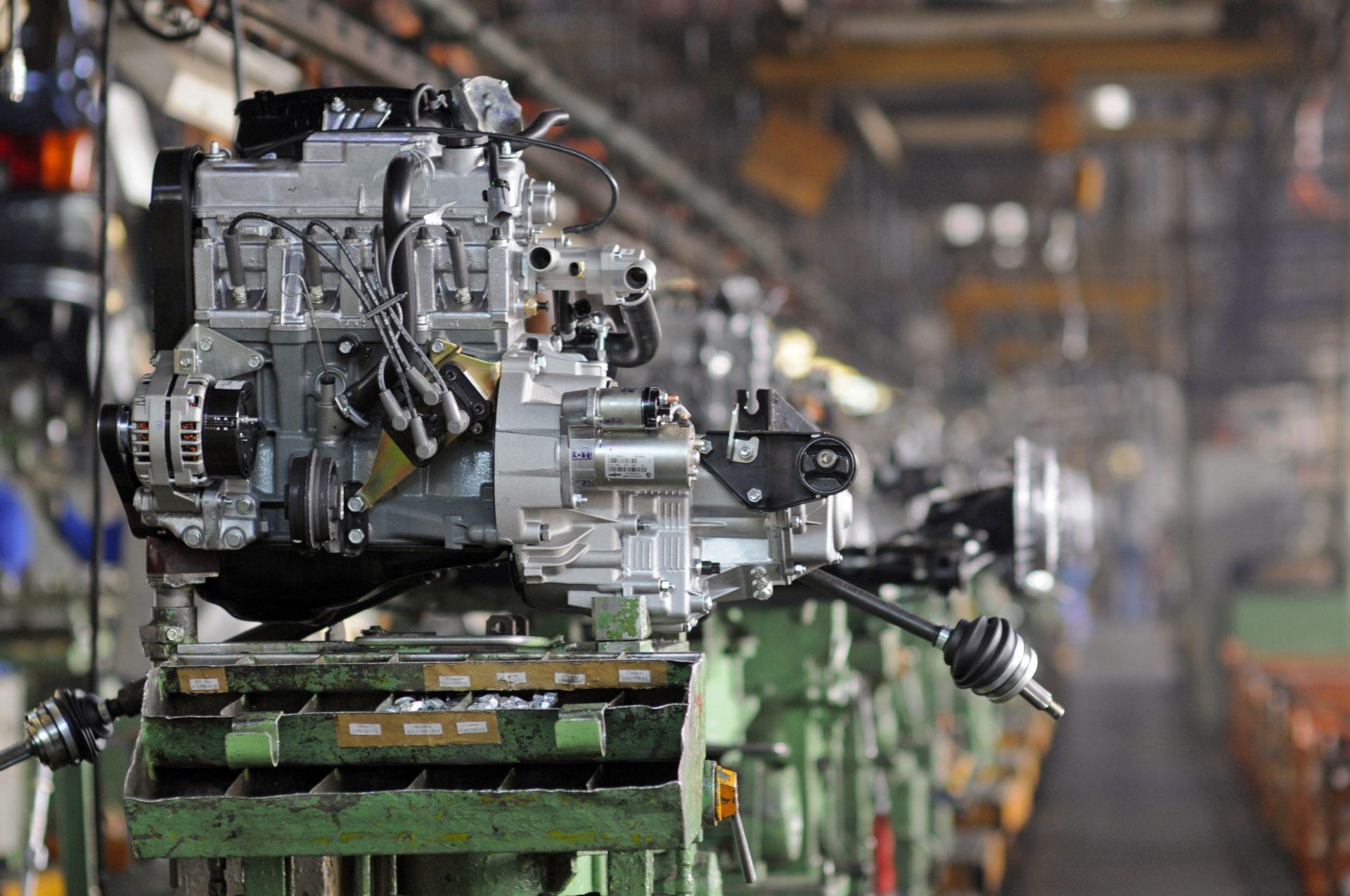 На АвтоВАЗе начался выпуск нового 1,8-литрового мотора
