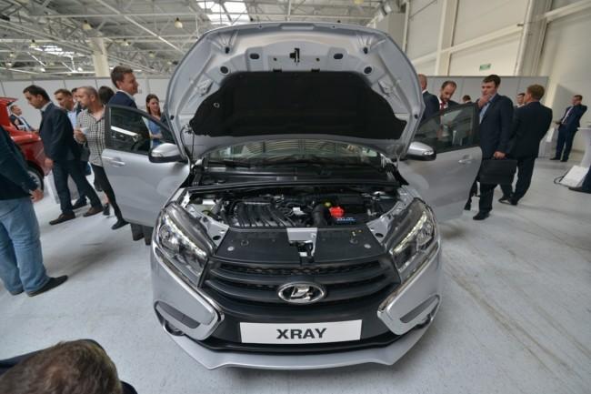 Двигатель АвтоВАЗ 1.8 для Lada Xray