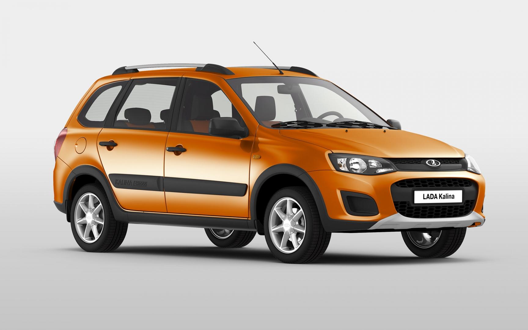 АвтоВАЗ обновил модели Lada Granta и Kalina