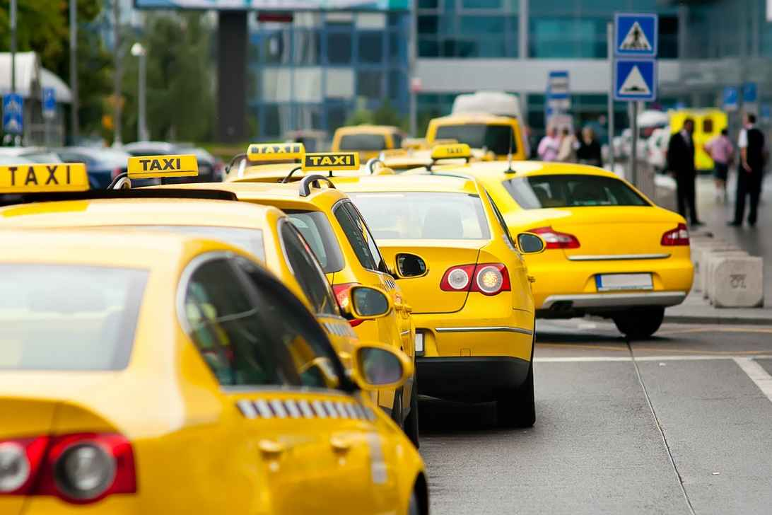 Эволюция такси