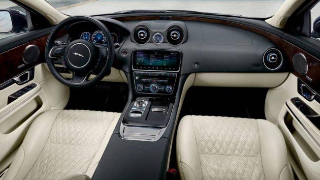 Jaguar XJ 2019 года
