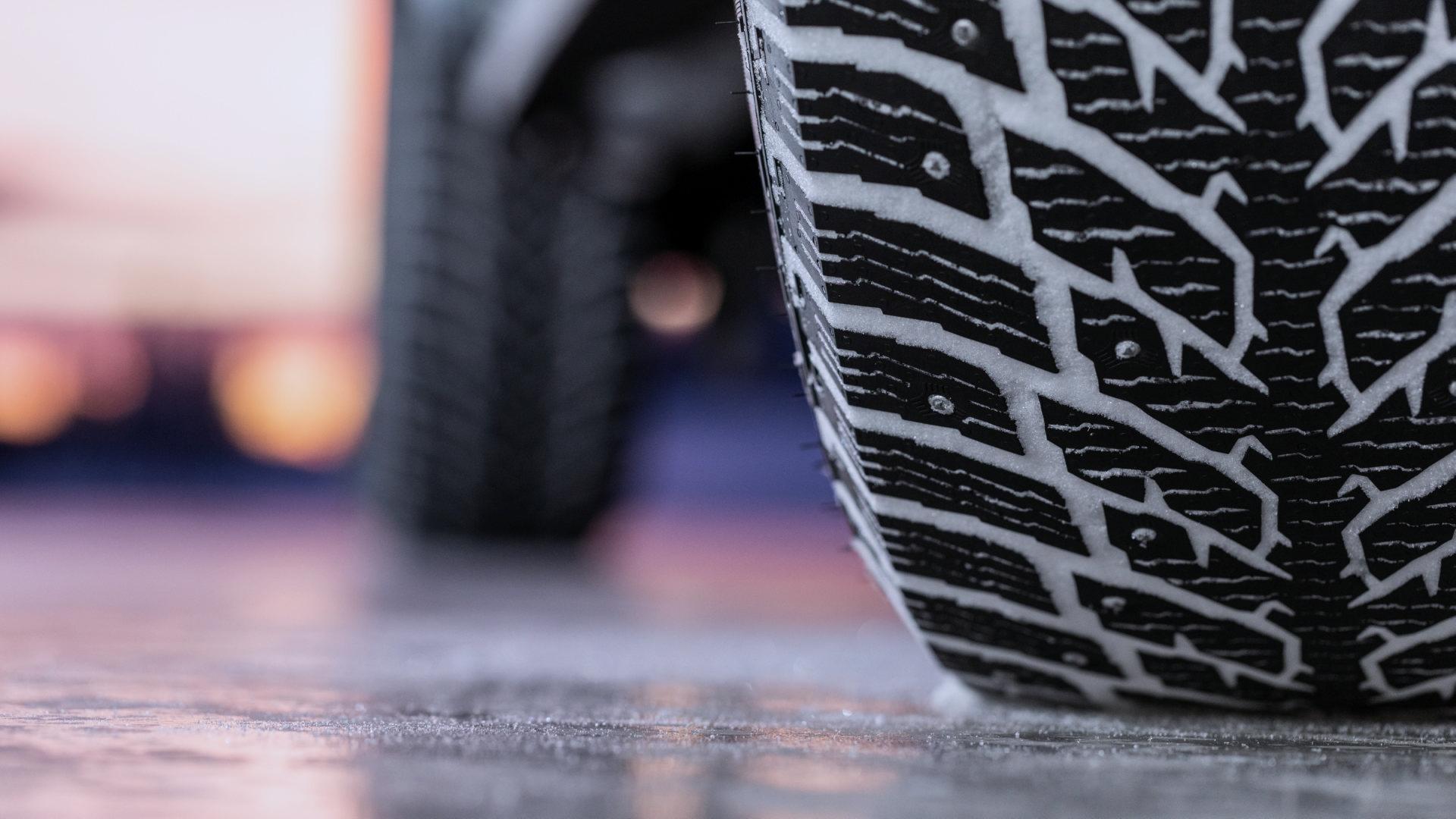 Зимние шины. Почему их стоит иметь?