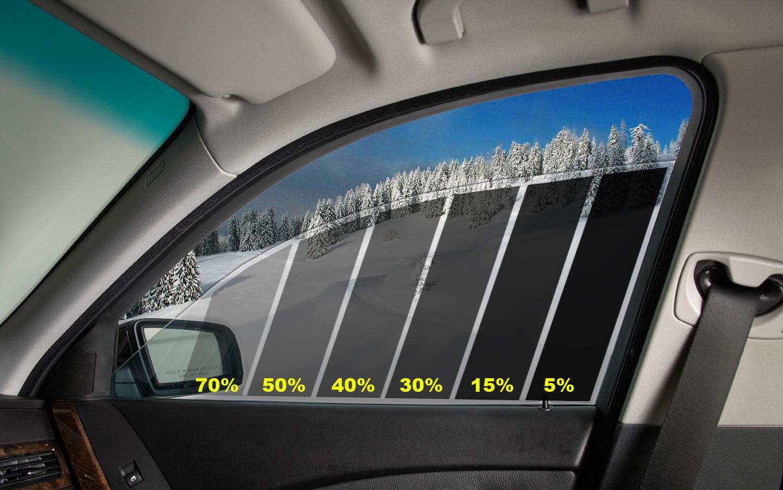 Профессиональная тонировка стекол авто