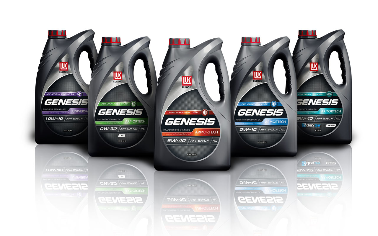 Несколько весомых факторов за использование нового синтетического масла LUKOIL GENESIS ARMORTECH DIESEL 5W-30