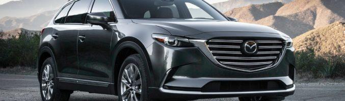 новый Mazda СХ-9 2020