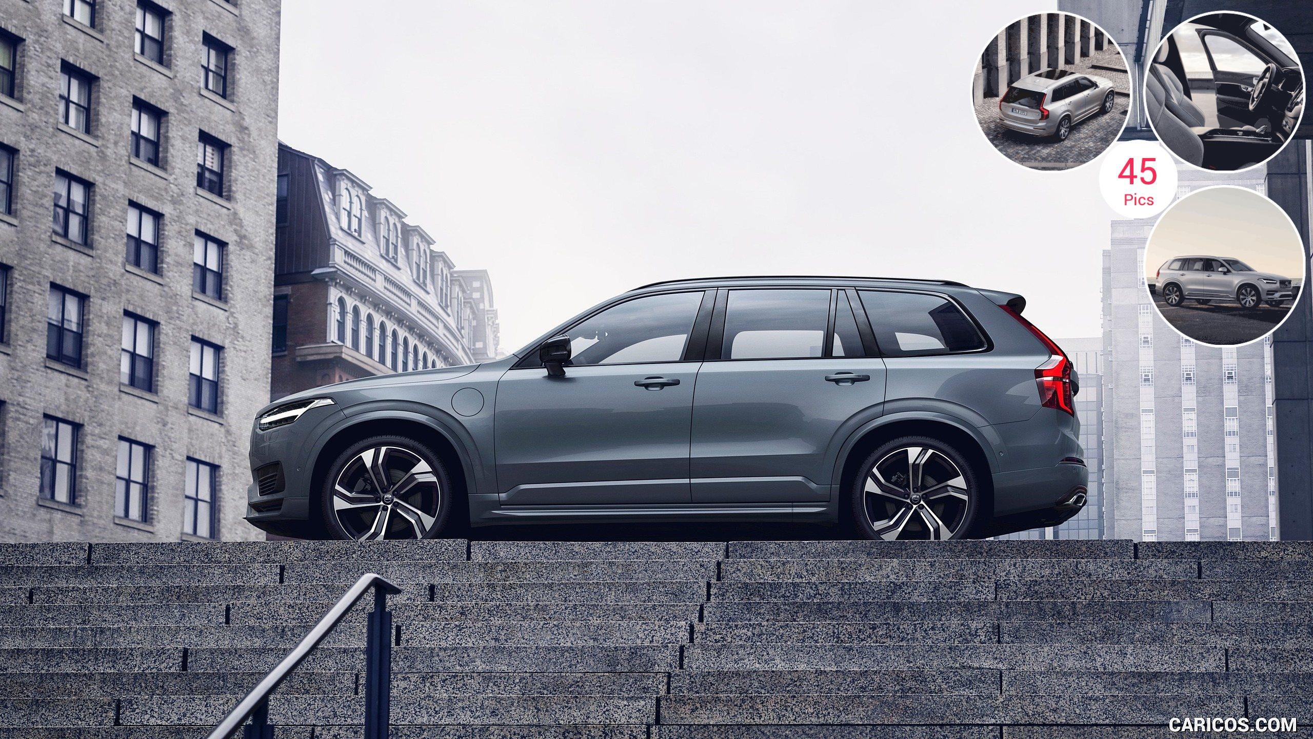 Автомобиль Volvo XC90 и его достоинства