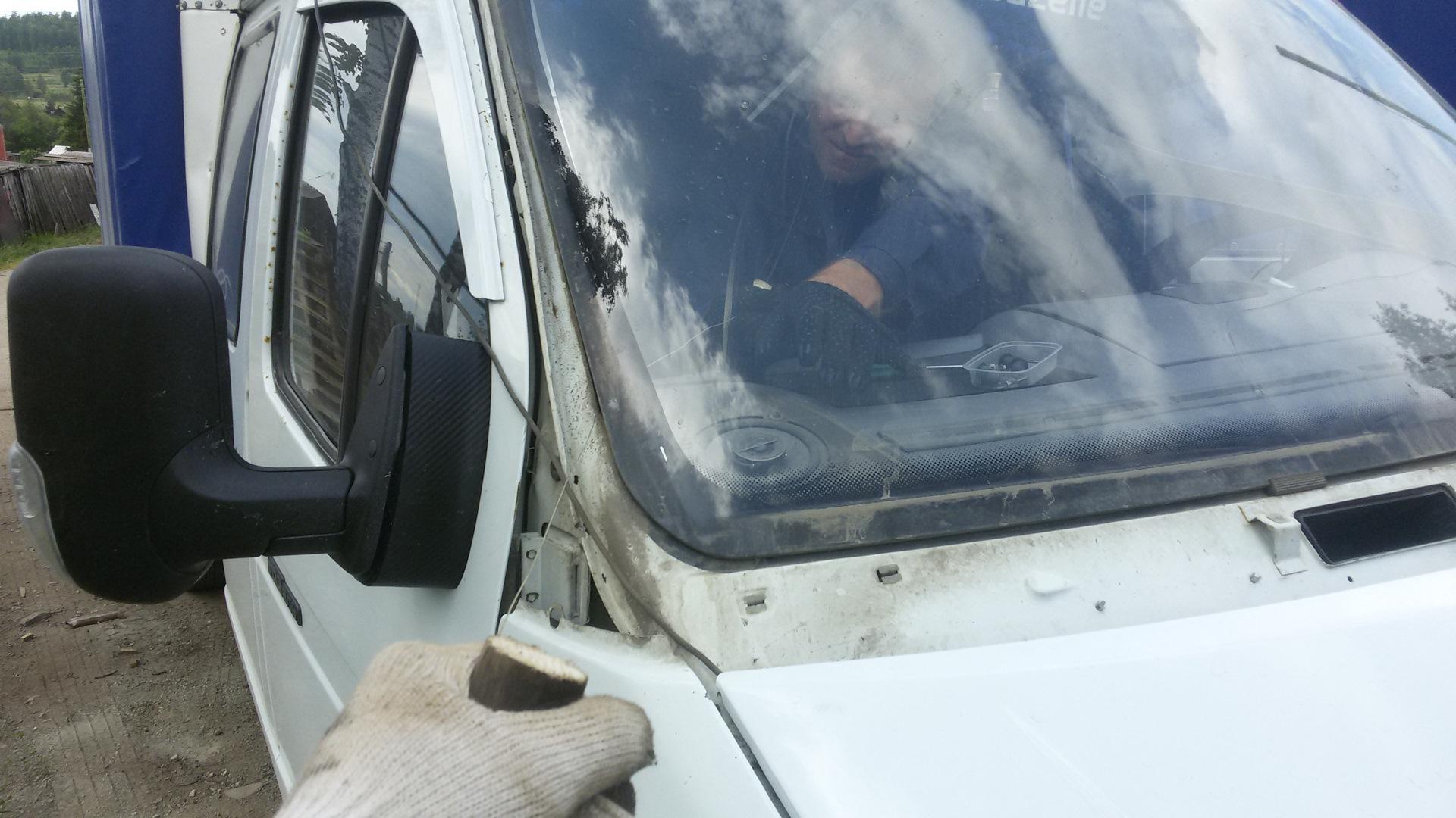 Как производится замена автомобильных стекол авто