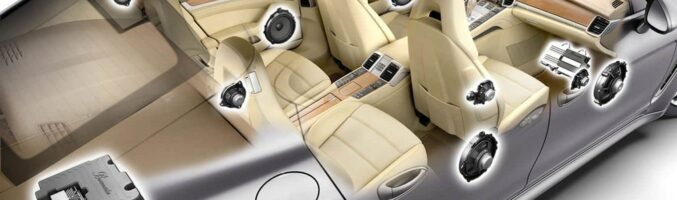 Классификация автомобильного звука