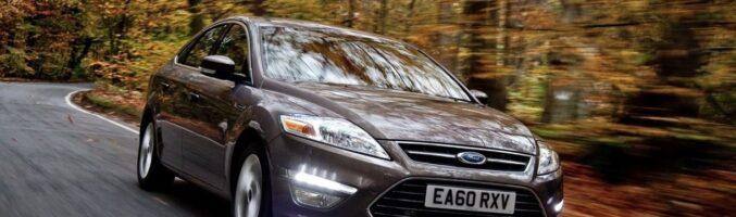 Ford Mondeo четвертого поколения