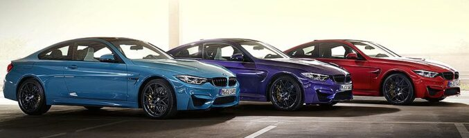 Купить BMW M4 под заказ из США